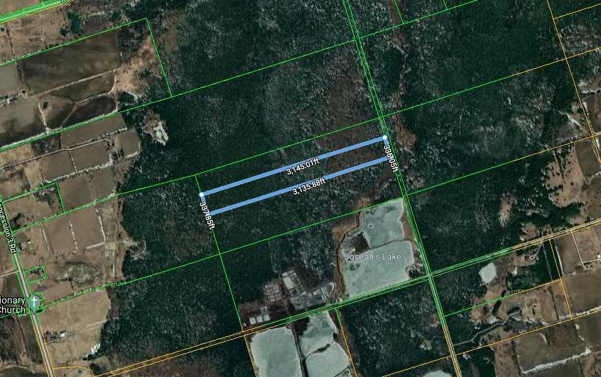 Vacant Land house for sale at 0 4th Concession Rd W Uxbridge Ontario